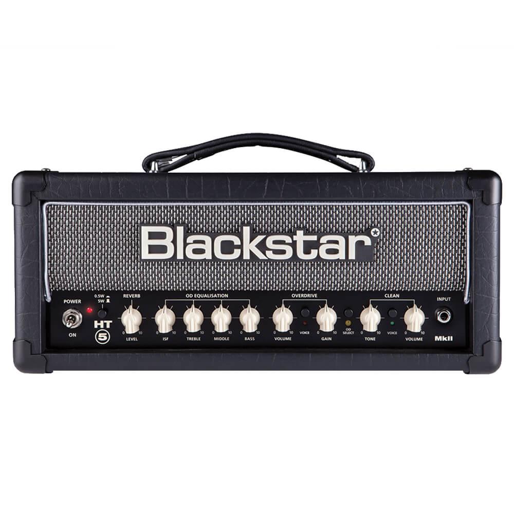 Blackstar HT-5RH MkII 5 Watt Valve Amp Head with Reverb