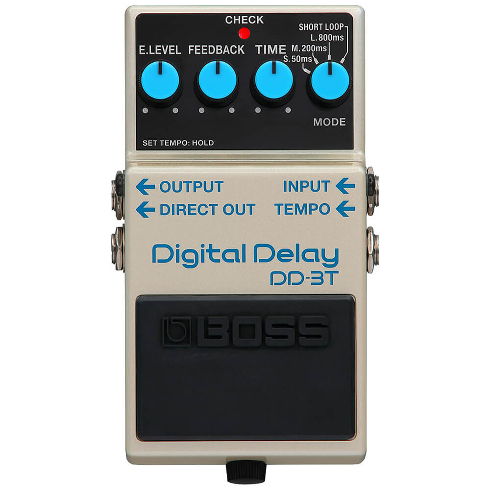 Boss DD-3T Digital Delay FX Pedal