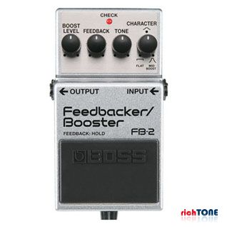 Boss FB2 Feedbacker Booster