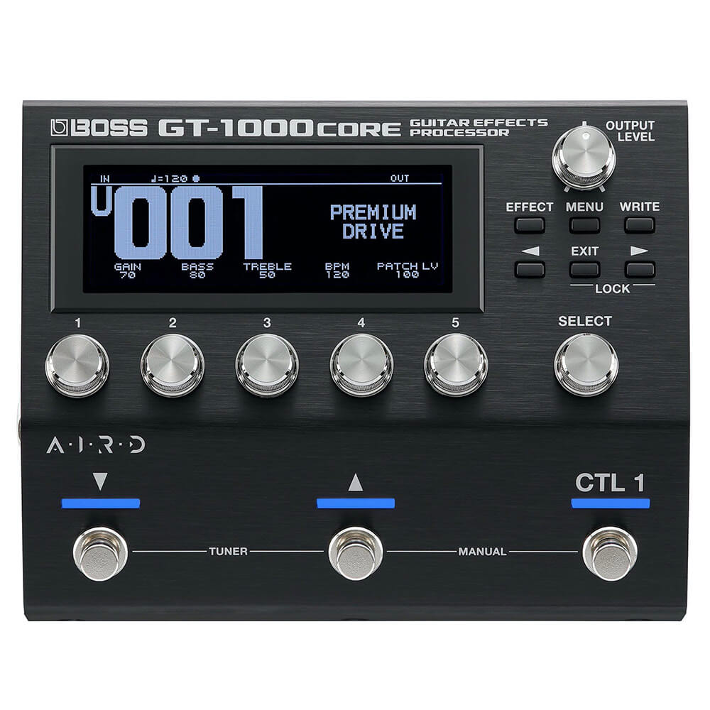 Boss GT-1000CORE Guitar Effects Processor