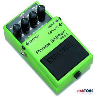 Boss PH-3 Phase Shifter Guitar FX Pedal