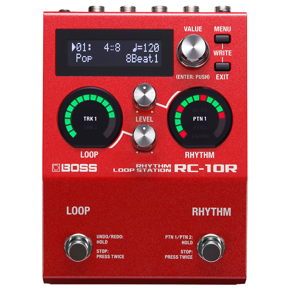 Boss RC-10R Rhythm Loop Station FX Pedal