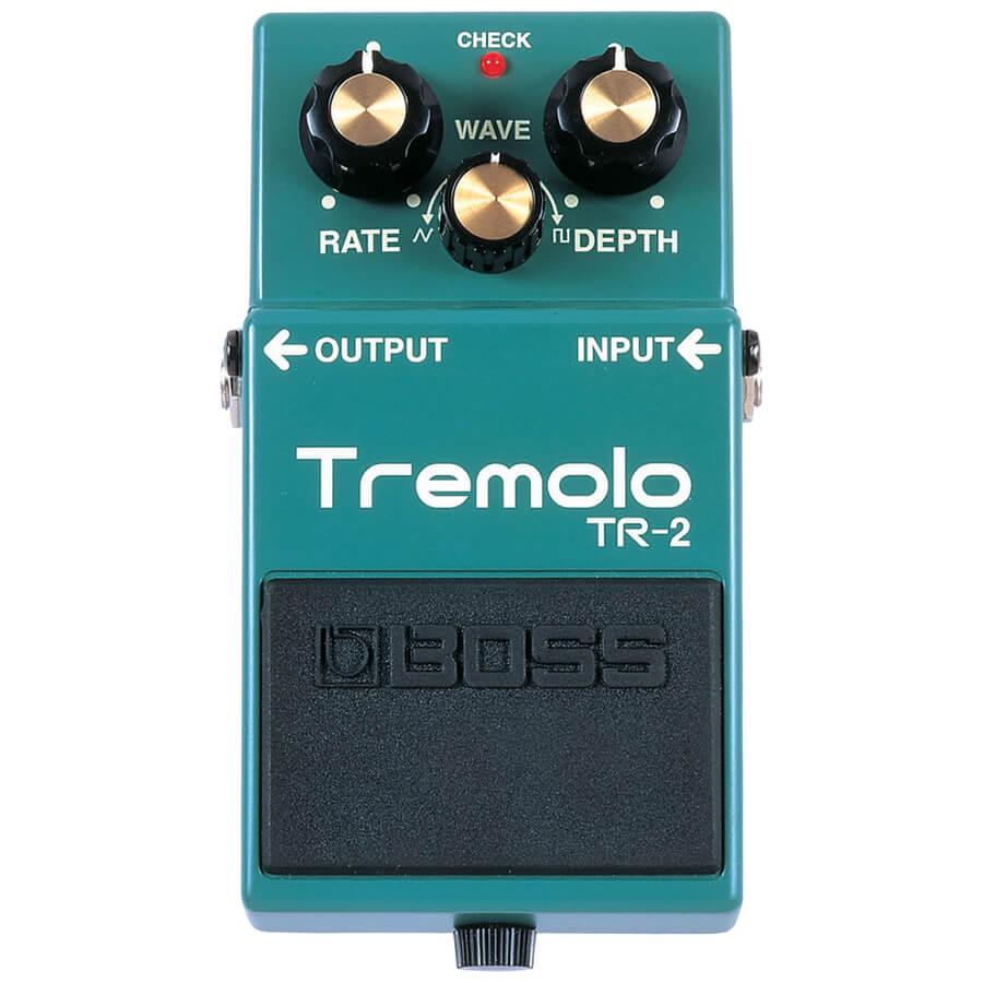 Boss TR-2 Tremolo Effects Pedal