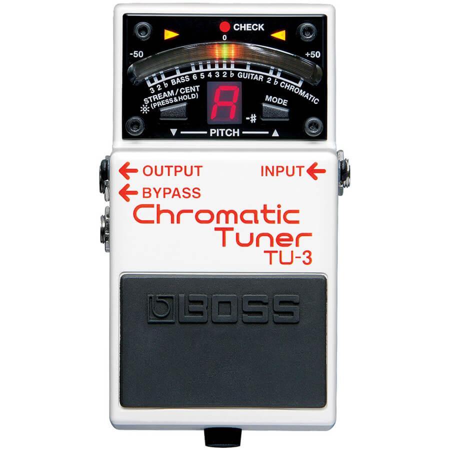 Boss TU-3 Guitar Tuner Pedal