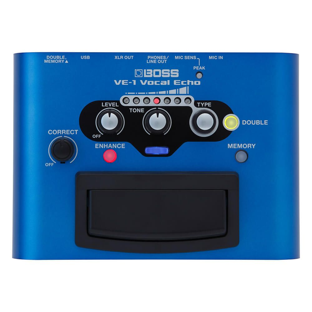Boss VE-1 Vocal Echo FX Pedal