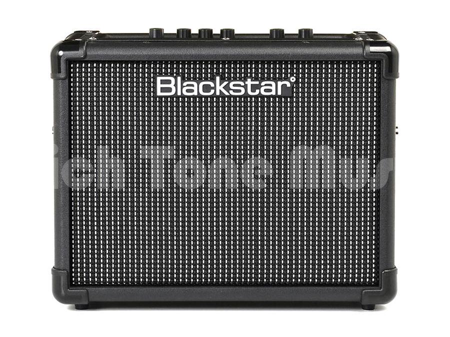 blackstar id core stereo 10 v2 black rich tone music. Black Bedroom Furniture Sets. Home Design Ideas