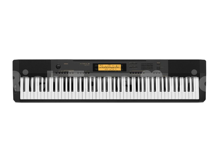casio cdp 230r compact digital piano rich tone music. Black Bedroom Furniture Sets. Home Design Ideas