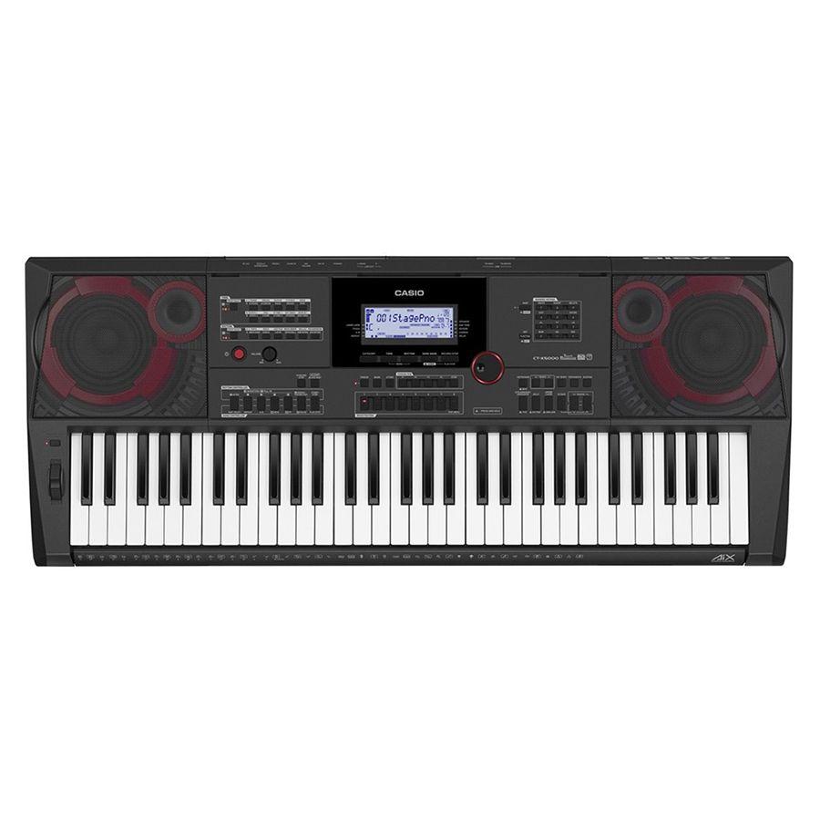 Casio CT-X5000 Portable Keyboard - Black