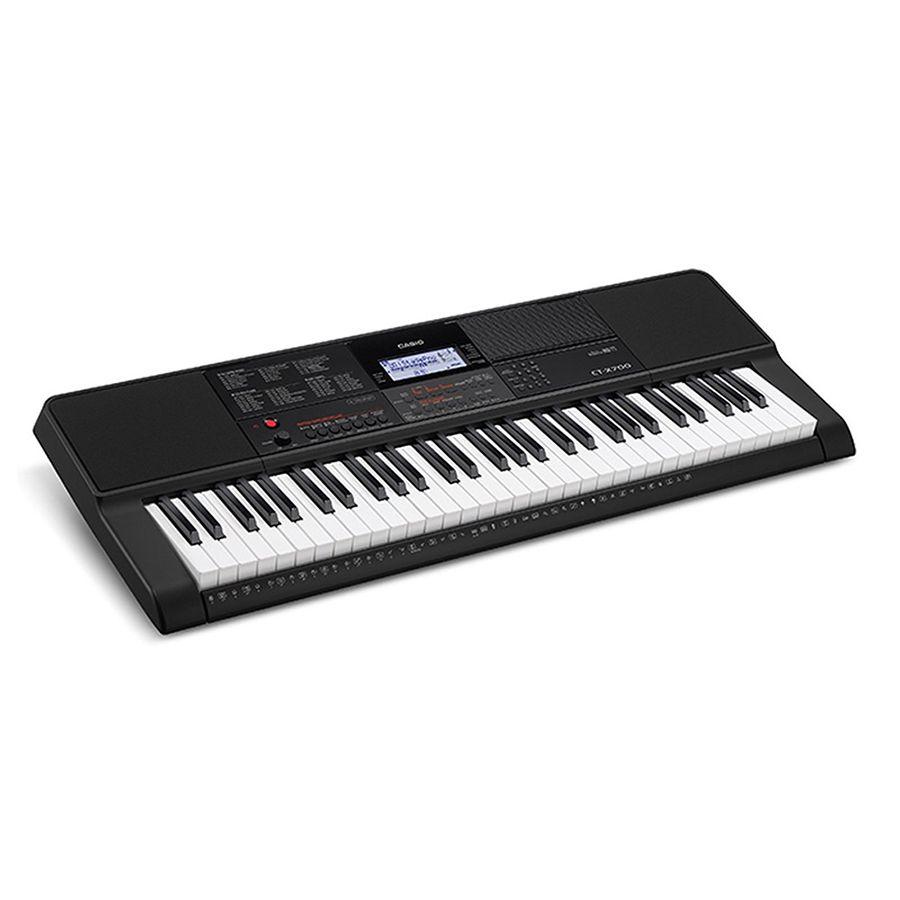 Casio CT-X700 Portable Keyboard - Black