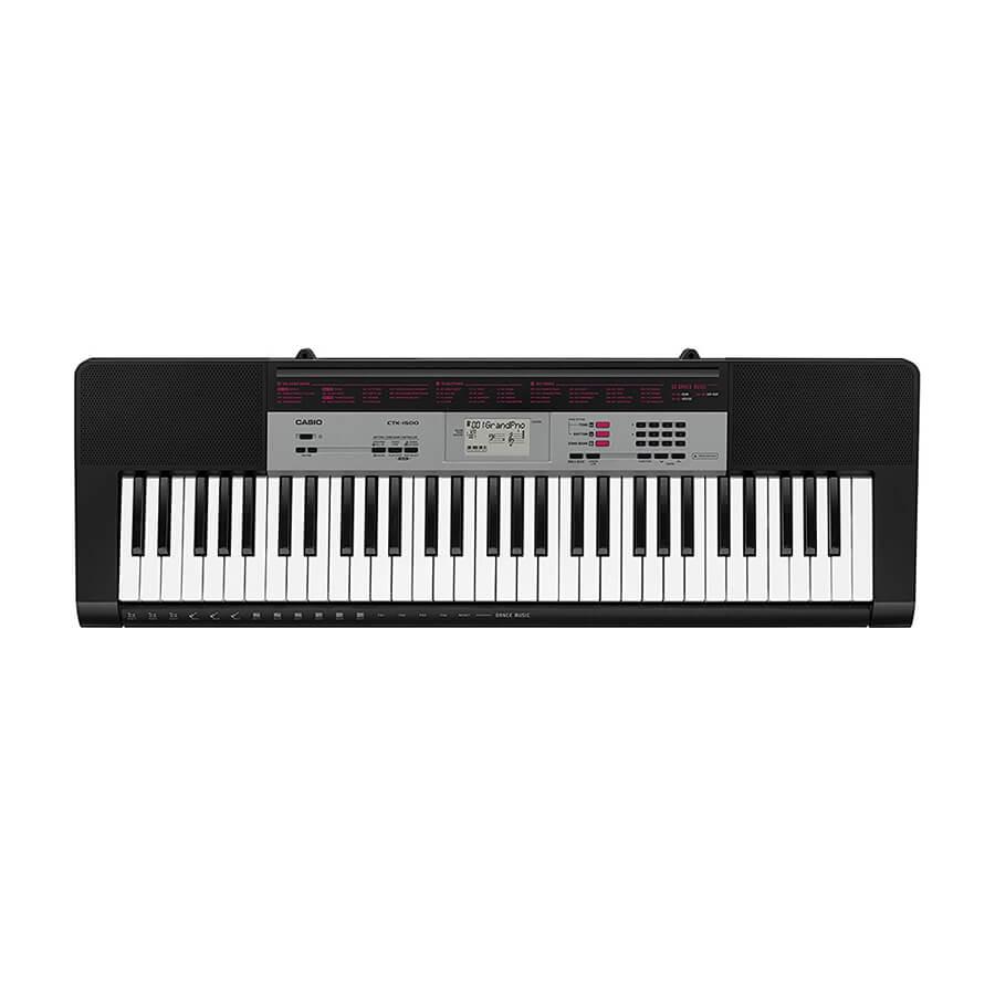 Casio CTK-1500 61-Note Full Size Keyboard