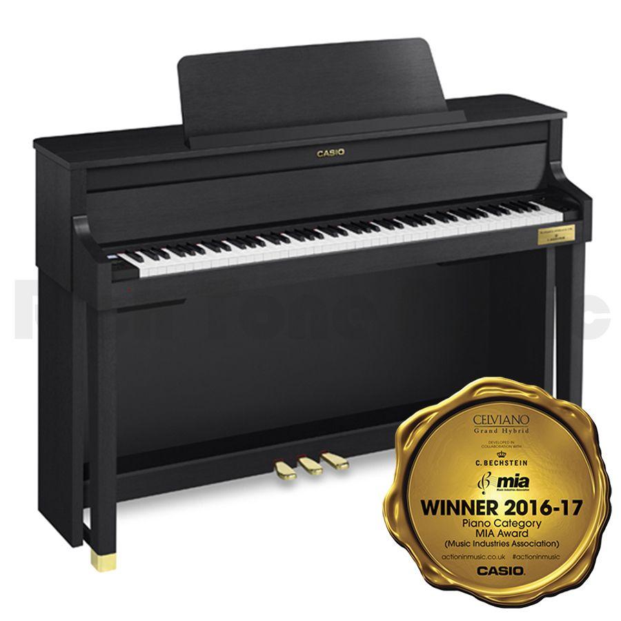 casio celviano gp 400 grand hybrid digital piano rich tone music. Black Bedroom Furniture Sets. Home Design Ideas