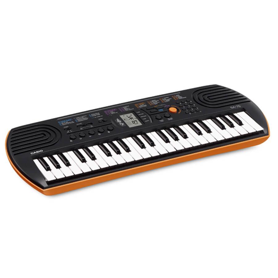 Casio SA-76 Mini Keyboard
