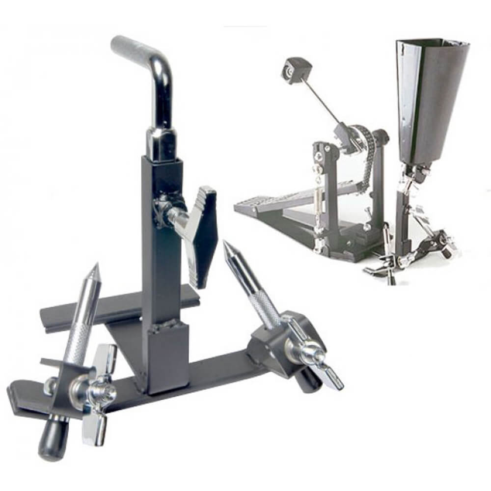 Stagg CB-PB-BX Cowbell Holder For Bass Drum Pedal