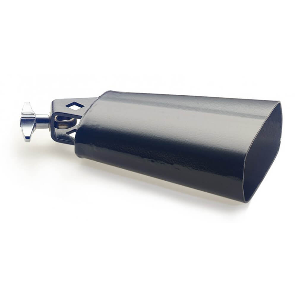 "Stagg CB305BK 5-1/2"" Rock Cowbell For Drumset"