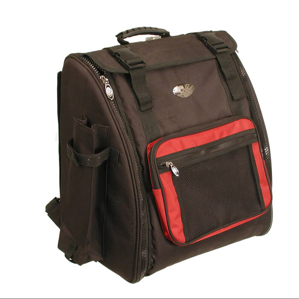 CNB PAB1600/WH/72 Deluxe Gig Bag for Accordion, 72 Bass