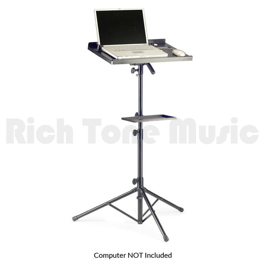 Stagg COS-10BK Laptop Stand