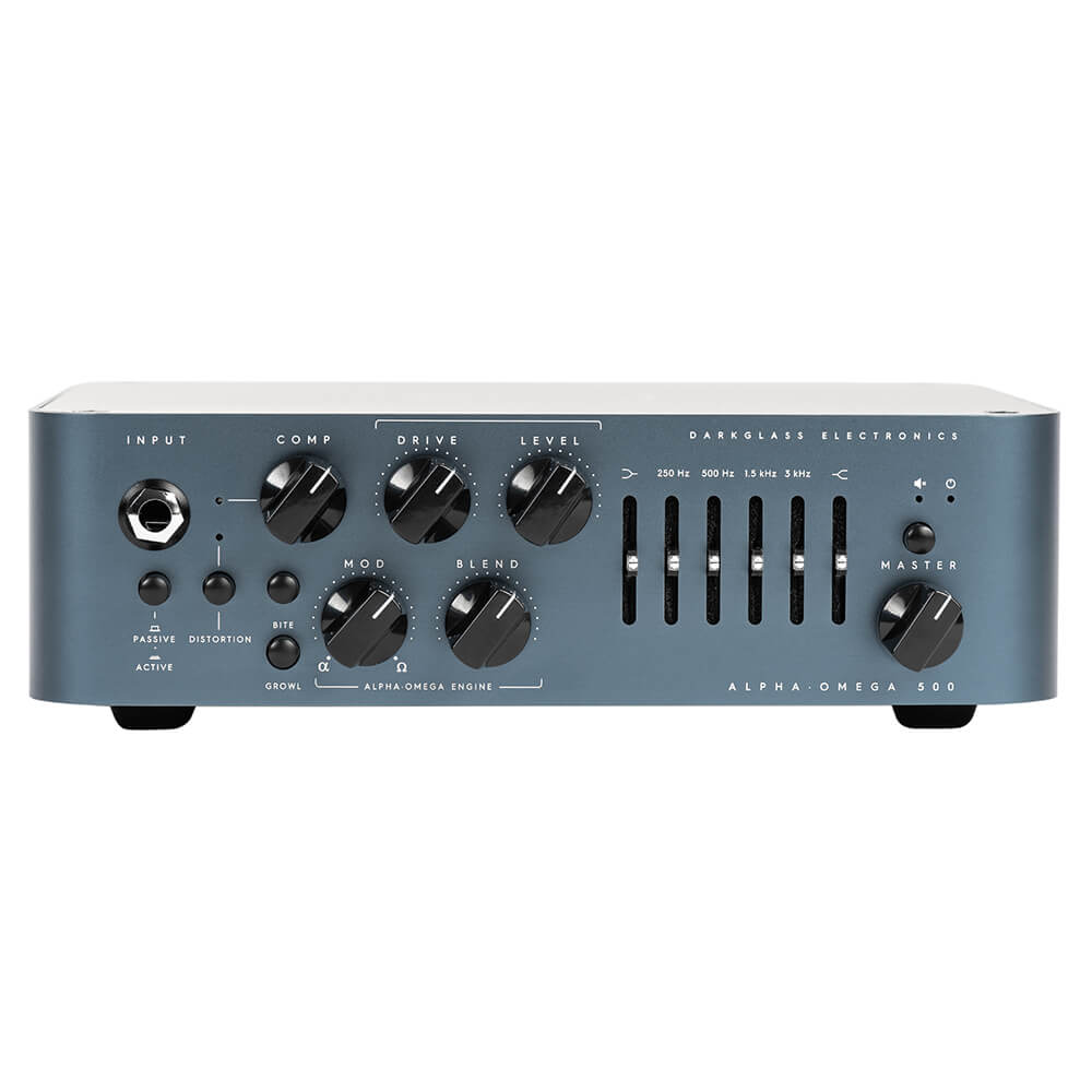 Darkglass Alpha Omega 500 Bass Amplifier Head