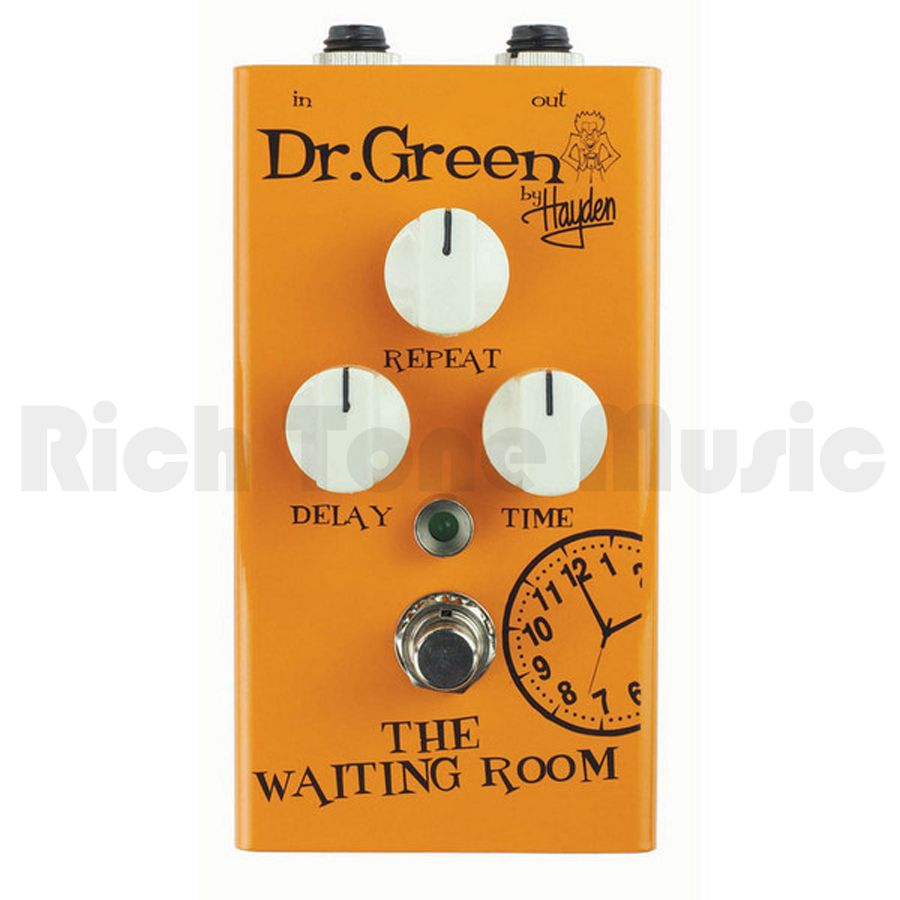 Dr Green The Waiting Room