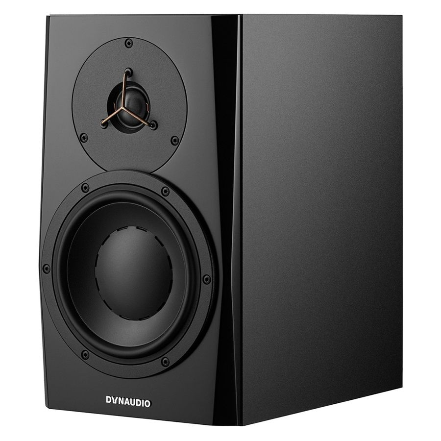 dynaudio lyd 7 near field studio monitor black rich tone music. Black Bedroom Furniture Sets. Home Design Ideas