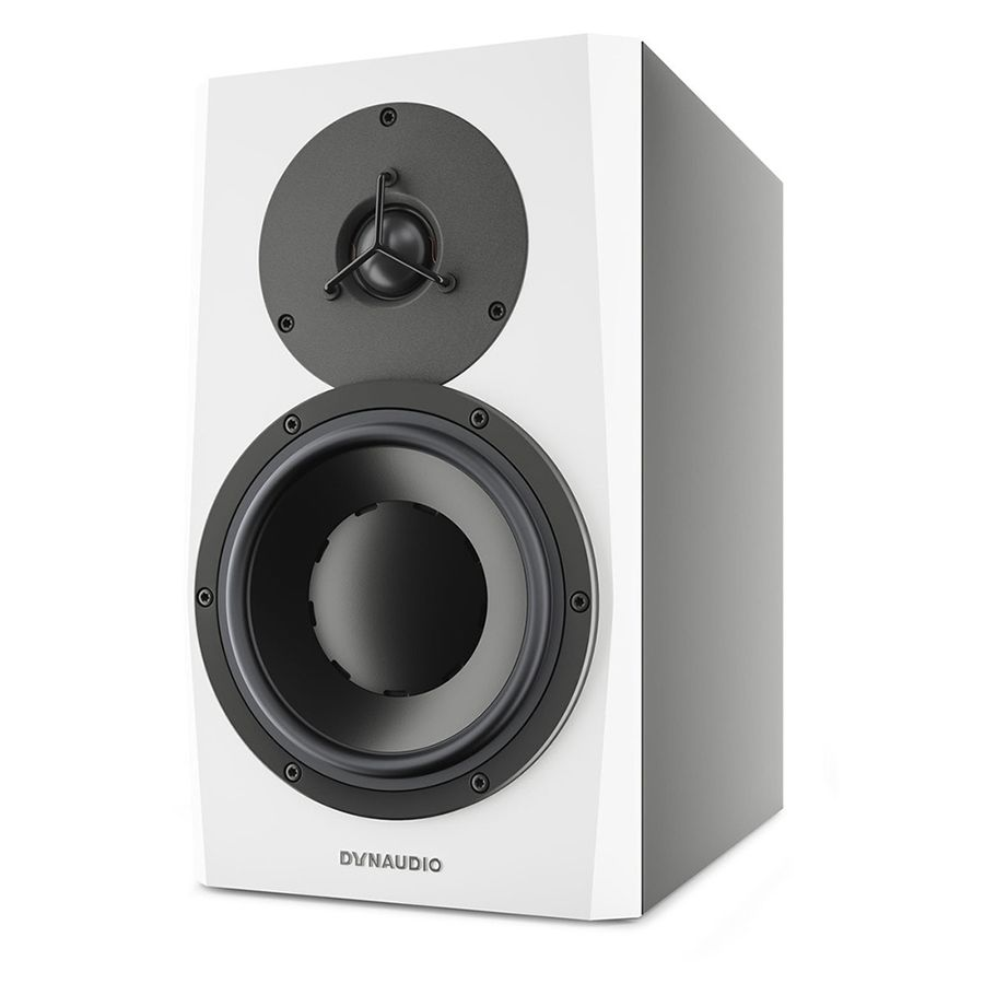 Dynaudio LYD-7 Near-Field Studio Monitor - White