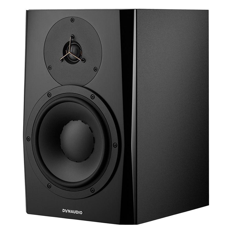 dynaudio lyd 8 near field studio monitor black rich tone music. Black Bedroom Furniture Sets. Home Design Ideas