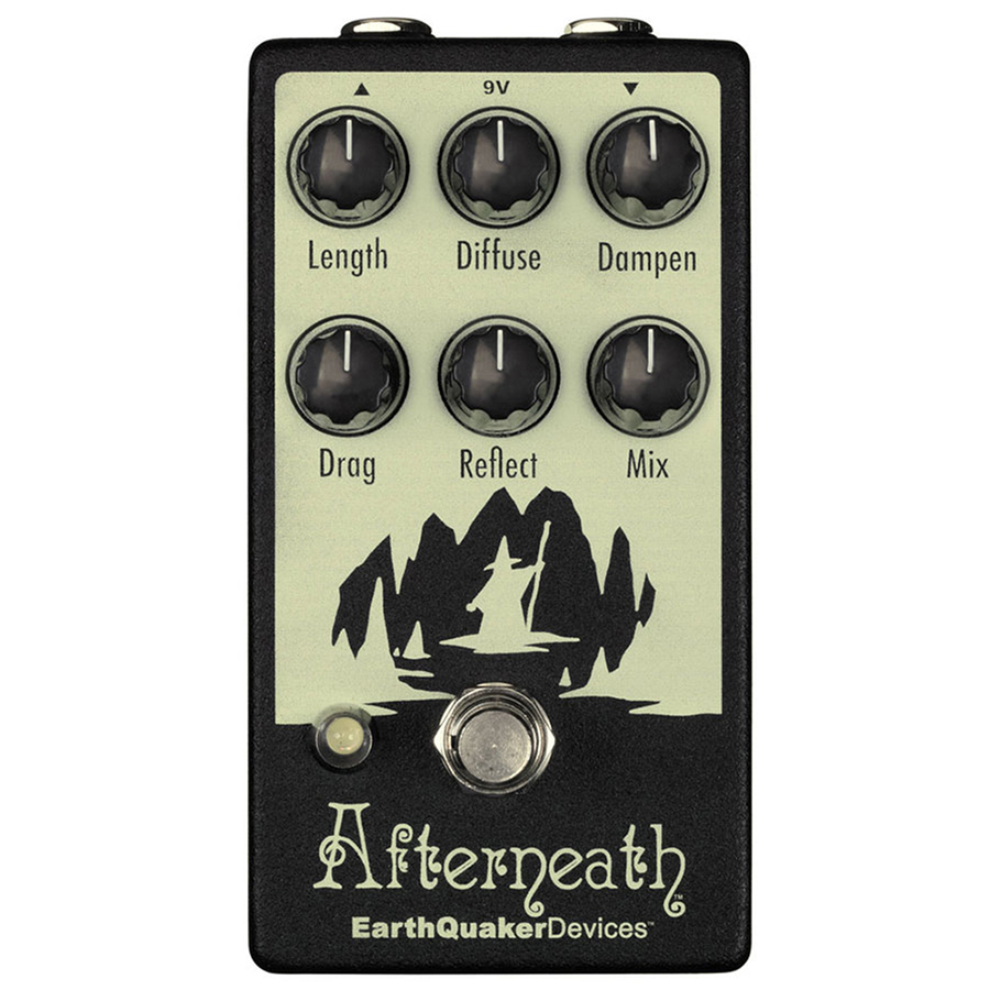 Earthquaker Afterneath V2 FX Pedal