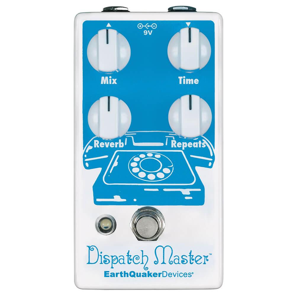 Earthquaker Dispatch Master V3 FX Pedal