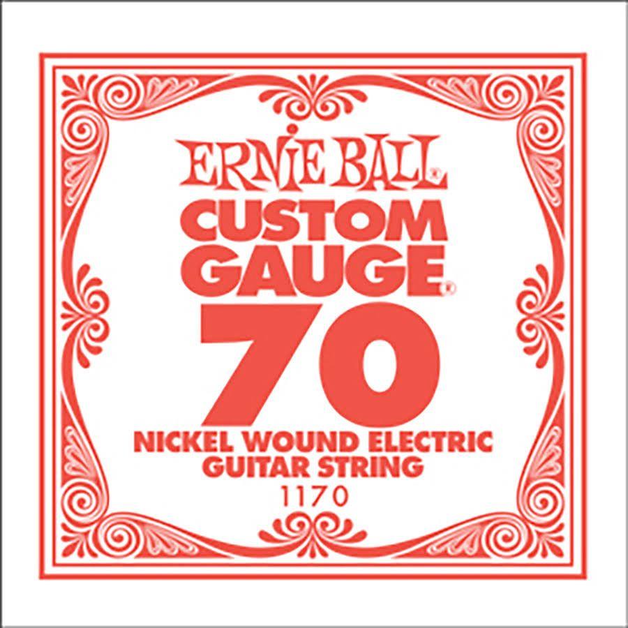 Ernie Ball single 070 Wound Guitar String