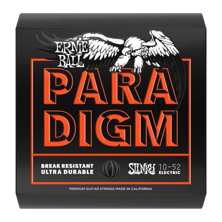 Ernie Ball Paradigm Skinny Top Heavy Bottom Slinky 10-52