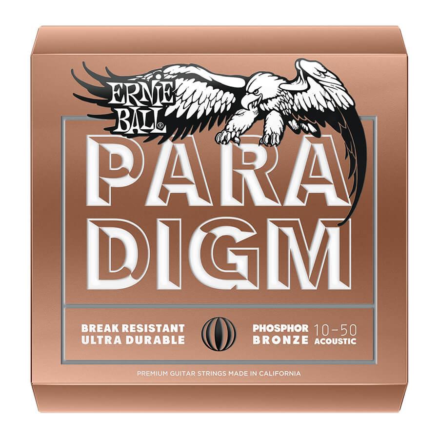 Ernie Ball Paradigm Phosphor Bronze Extra Light 10-50