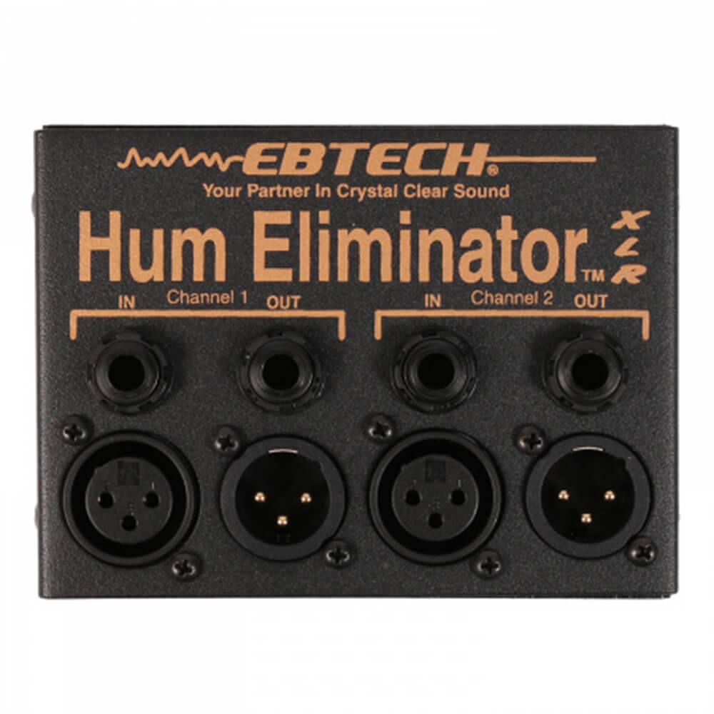 EbTech Hum Eliminator HE-2-XLR