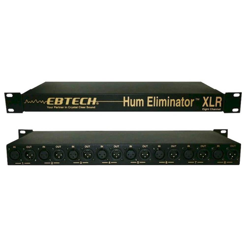 EbTech Hum Eliminator HE-8-XLR