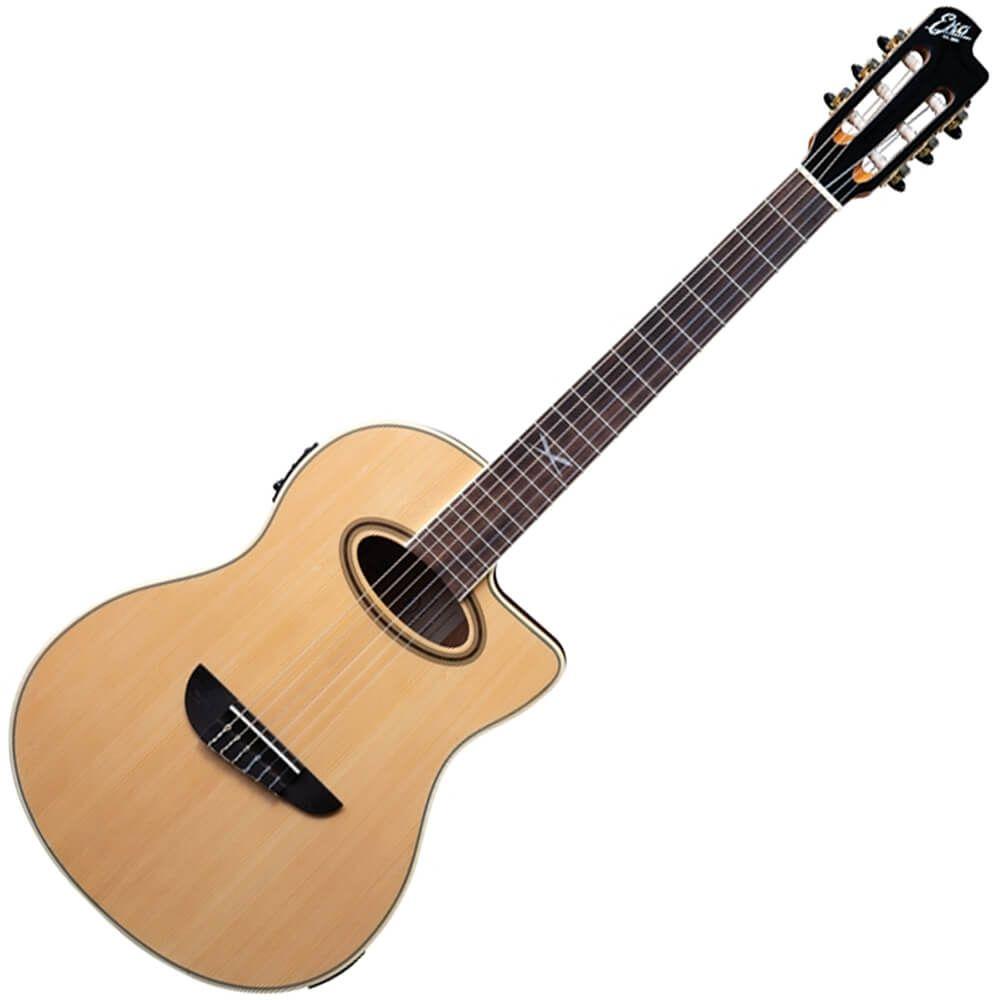 Eko NXT N 100 CW EQ Electro-Classical Guitar - Natural