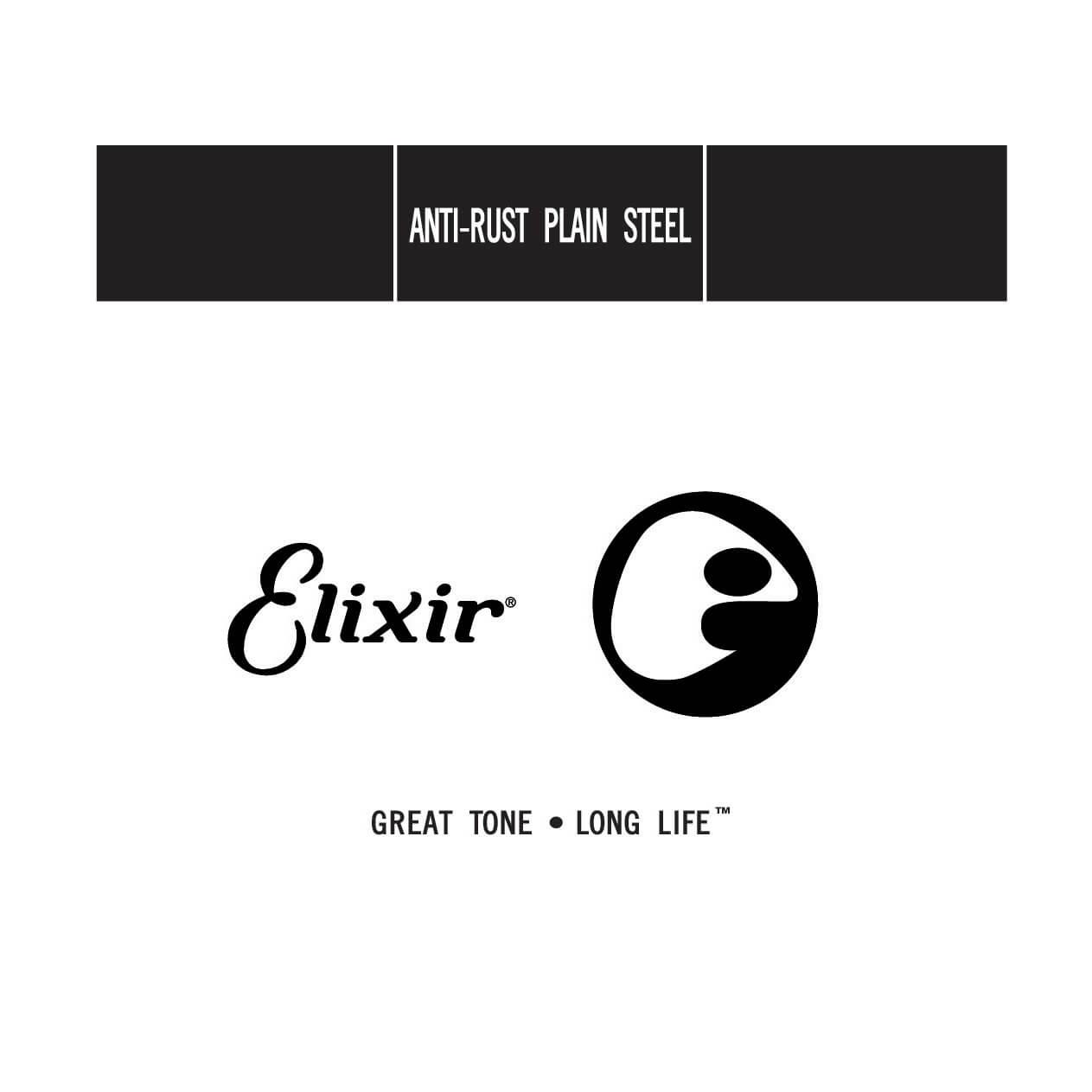 Elixir - Single Plain ANTIRUST Nanoweb (0.010)