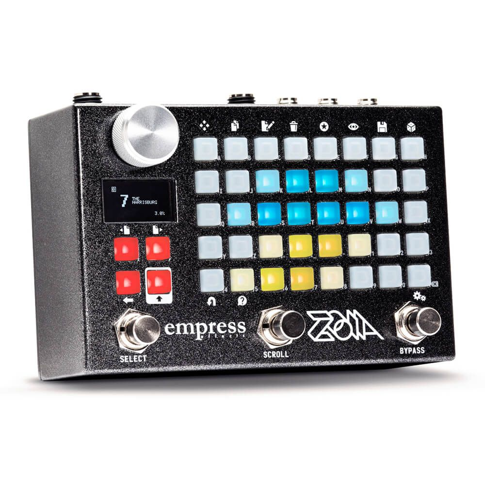 Empress Effects Zoia Modular FX Pedal