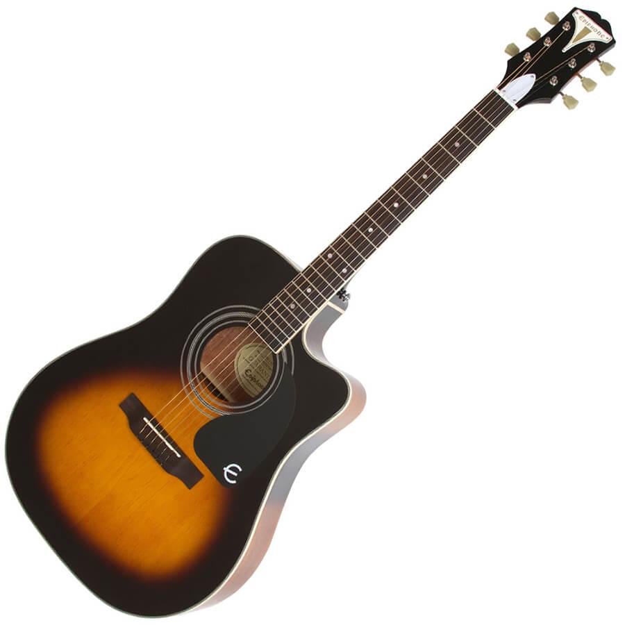 Epiphone PRO-1 ULTRA Acoustic - Vintage Sunburst