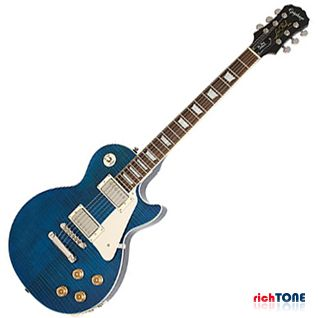 Epiphone Les Paul Ultra-III Electric Guitar - Midnight Sapphire