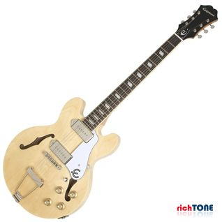 Epiphone CASINO Coupe - Natural