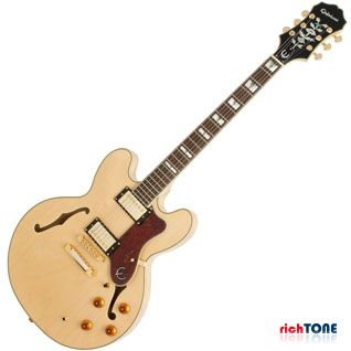 Epiphone Sheraton II Semi Hollowbody Electric Guitar - Natural