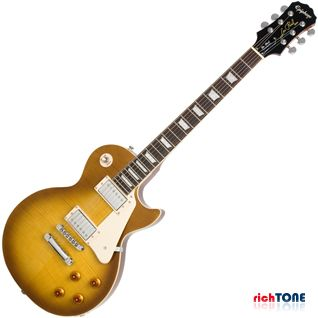 Epiphone Les Paul Standard Plus Top - Honey Burst