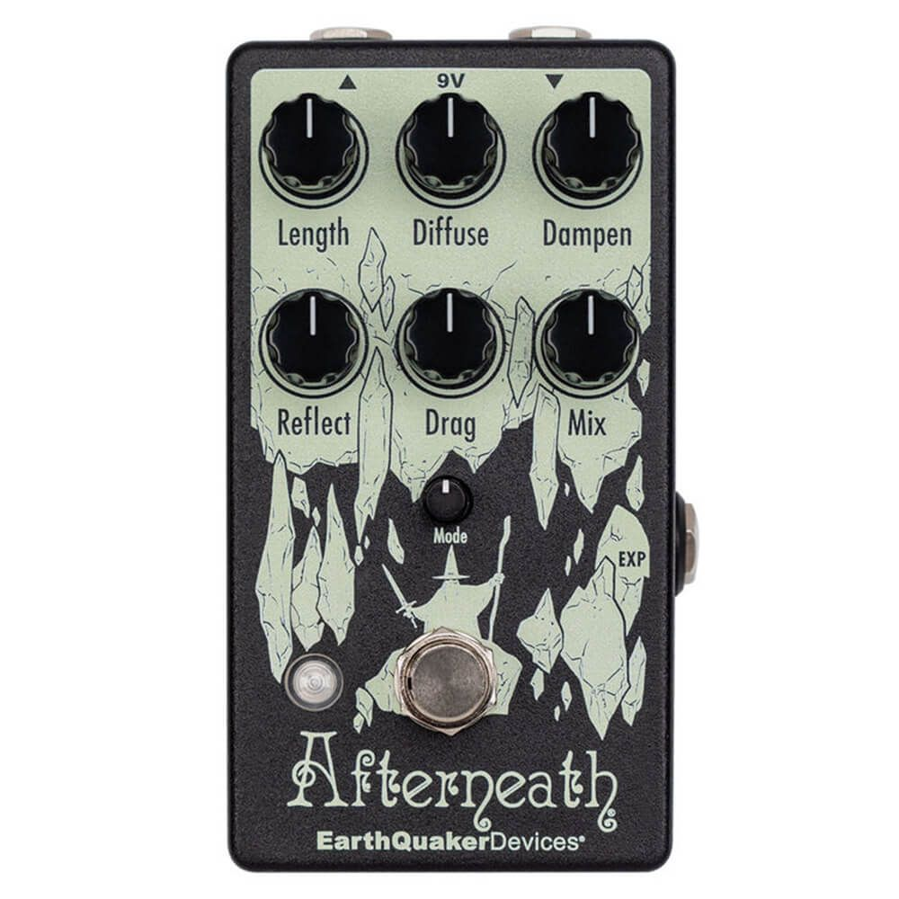 Earthquaker Afterneath V3 FX Pedal