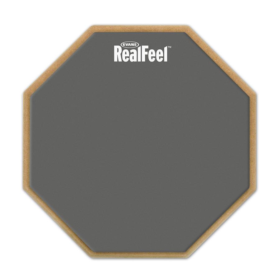 Evans RealFeel Practice Pad - 12 Inch