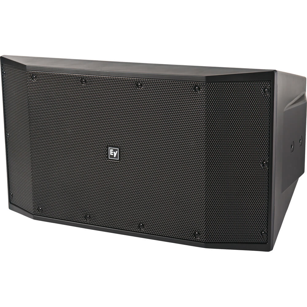 Electro Voice EVID-S10.1DB 2x10″ Subwoofer Cabinet - Black