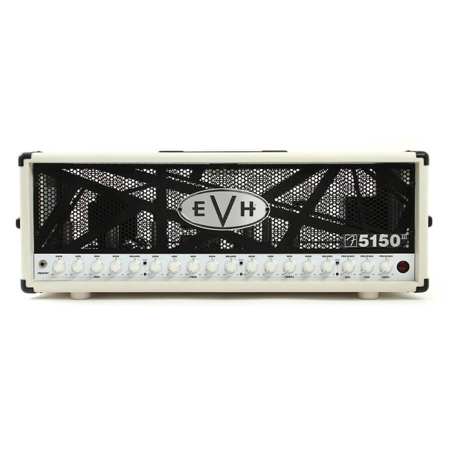 evh 5150 iii 100w head amplifier ivory rich tone music. Black Bedroom Furniture Sets. Home Design Ideas