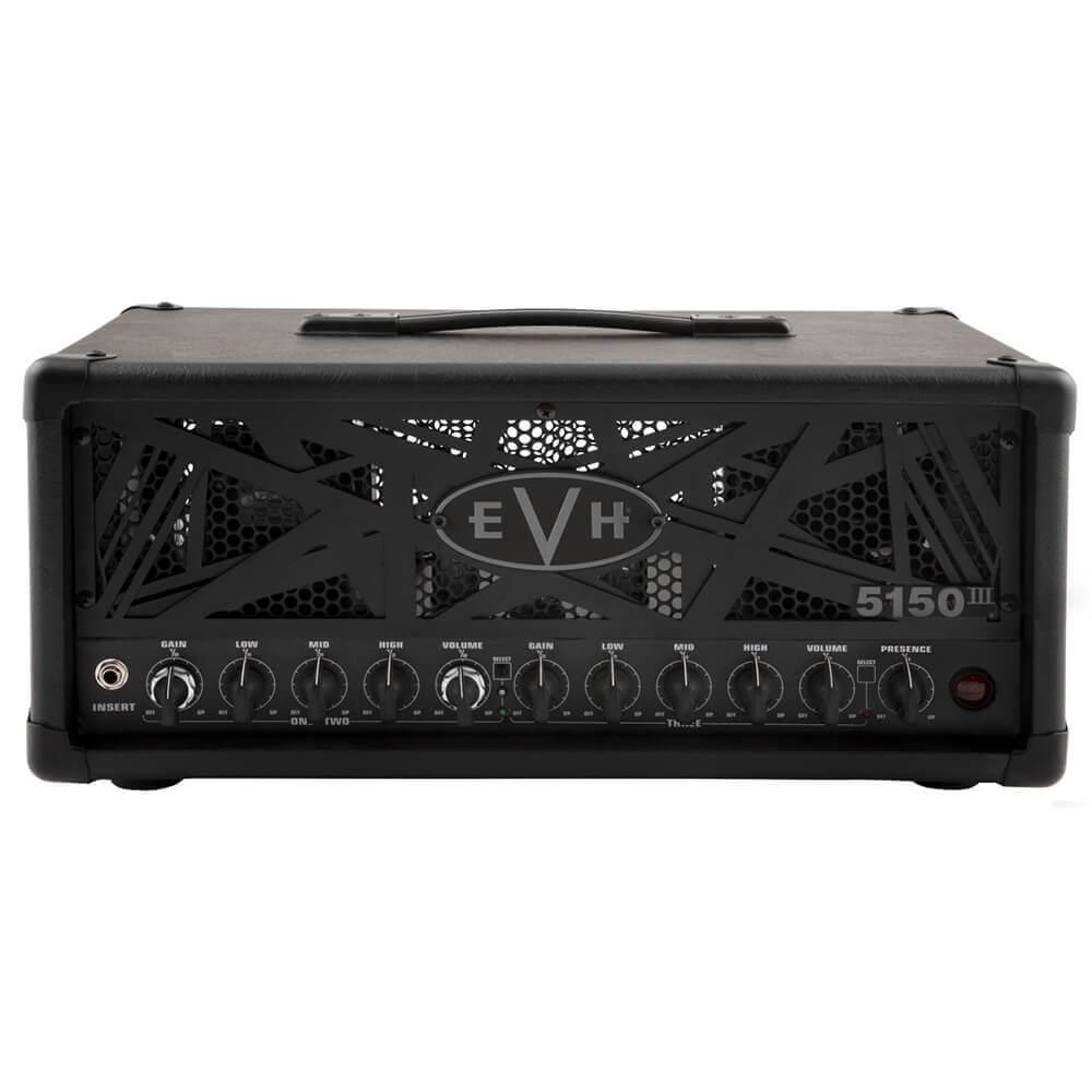 EVH 5150 III 50w Stealth Amp Head