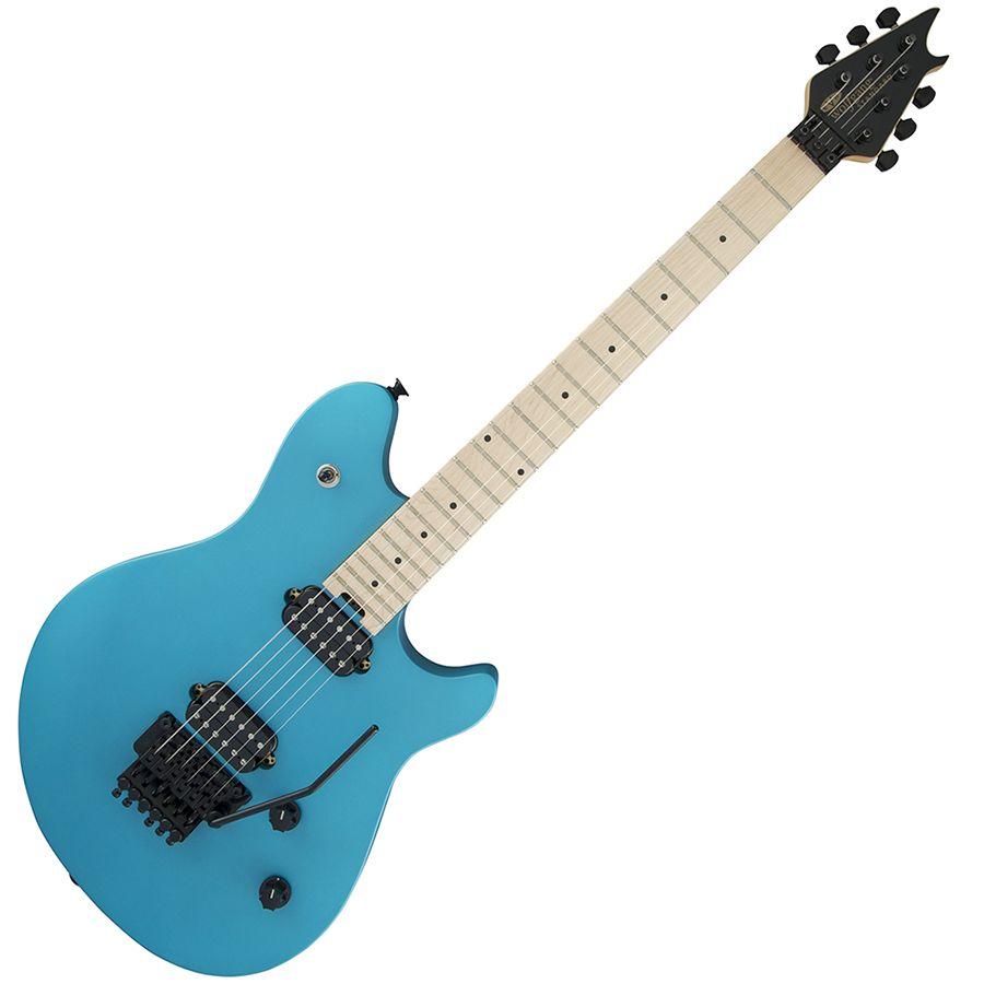 EVH Wolfgang WG Standard - MN - Matte Blue Frost