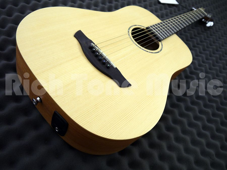 fds – faith – nomad mini-saturn dreadnought electro-acoustique