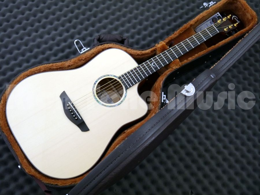 406498bf43e Faith FSCE - Natural Saturn Dreadnought CE Acoustic | Rich Tone Music