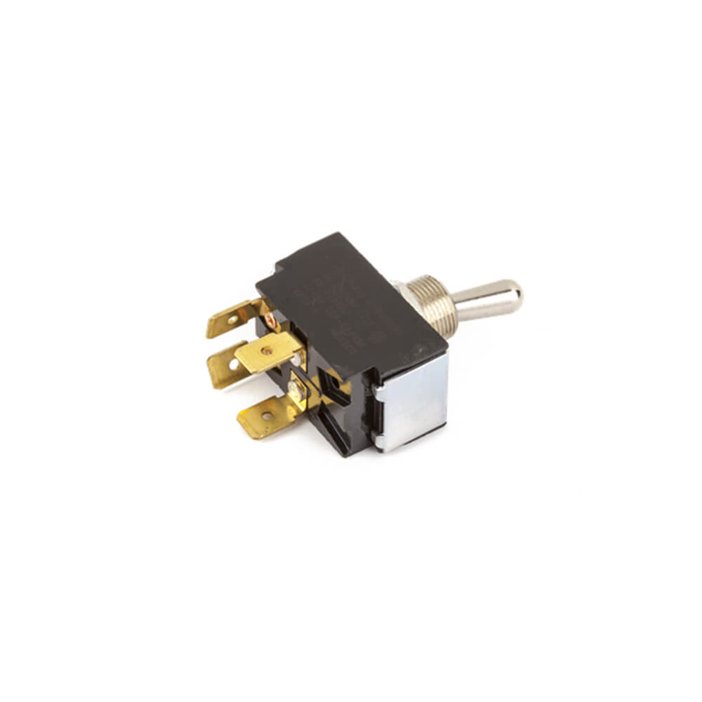 Fender Amplifier DPST On/Off Toggle Switch, with Mounting Hardware