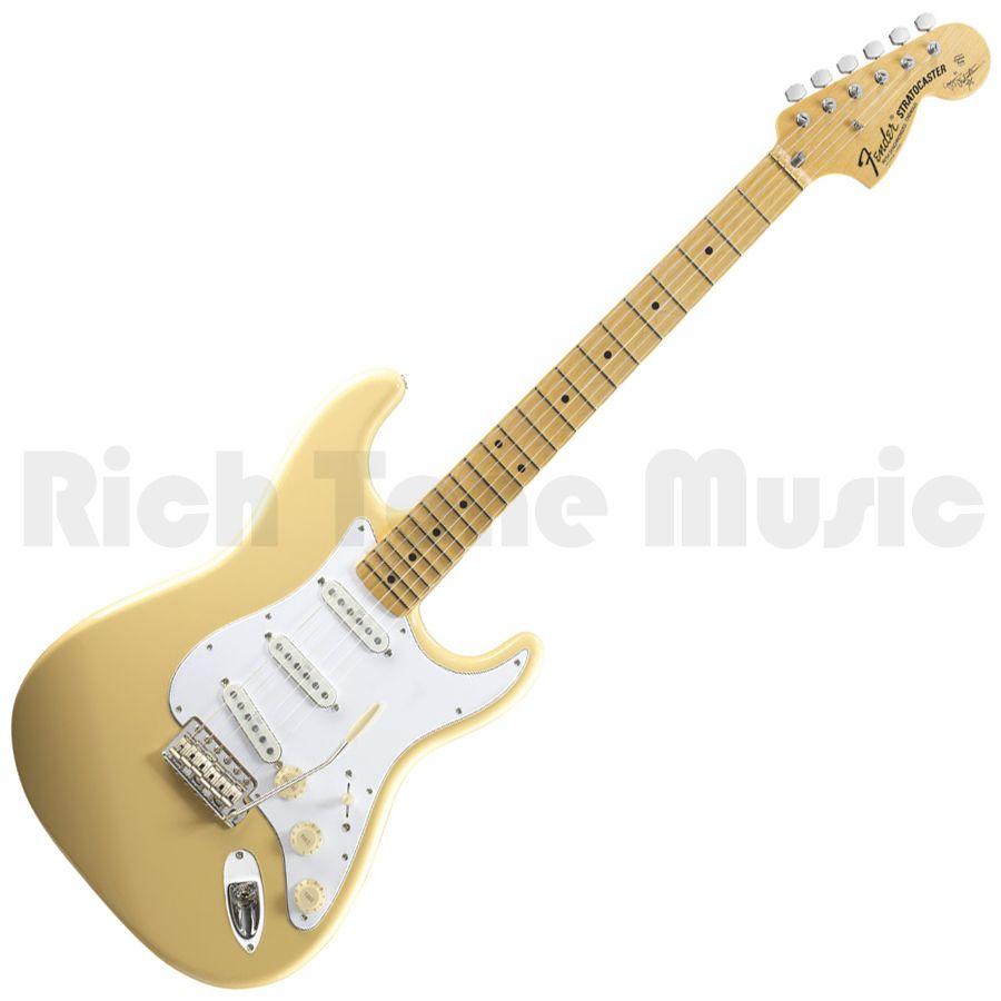 Fender Yngwie Malmsteen Stratocaster MN Vintage White